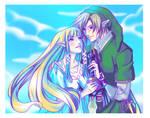 Zelink- Our Destiny by Nardhwen