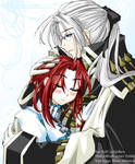 Trinity Blood: In your arms