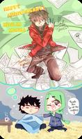 Muslim-Manga 5th Anniversary!