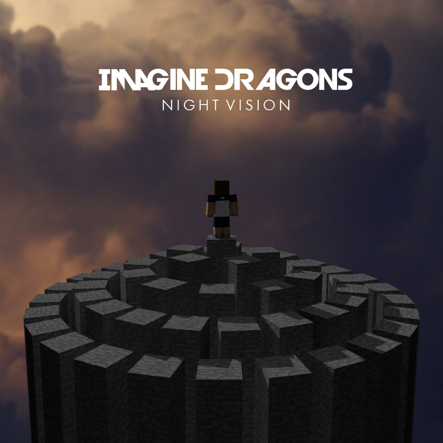 [Video] Radioactive - Imagine Dragons with Minecraft Note Blocks