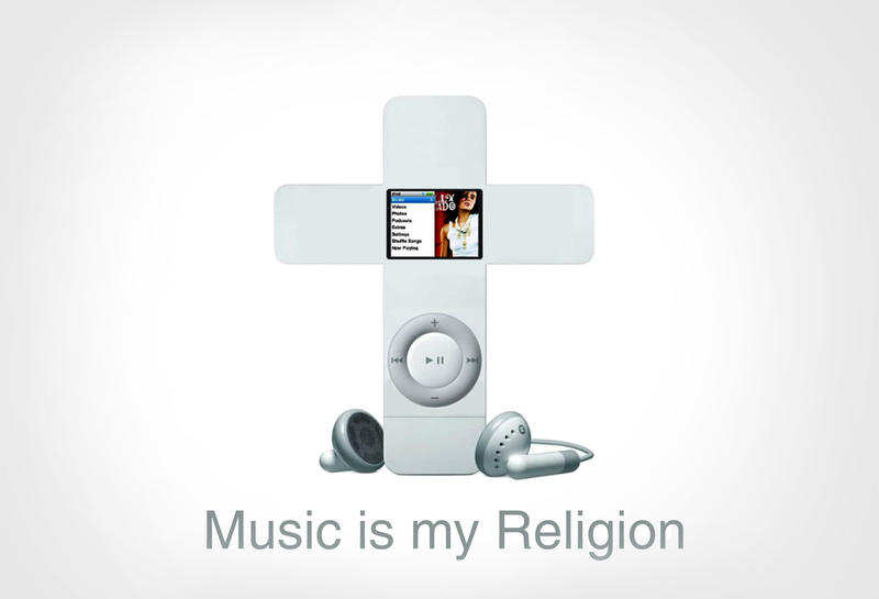 Music is my Religion by AngelicWatcher