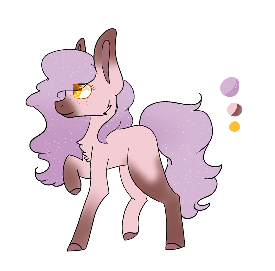 Adoptable on my new account! Link in description! by SiMKaKarma