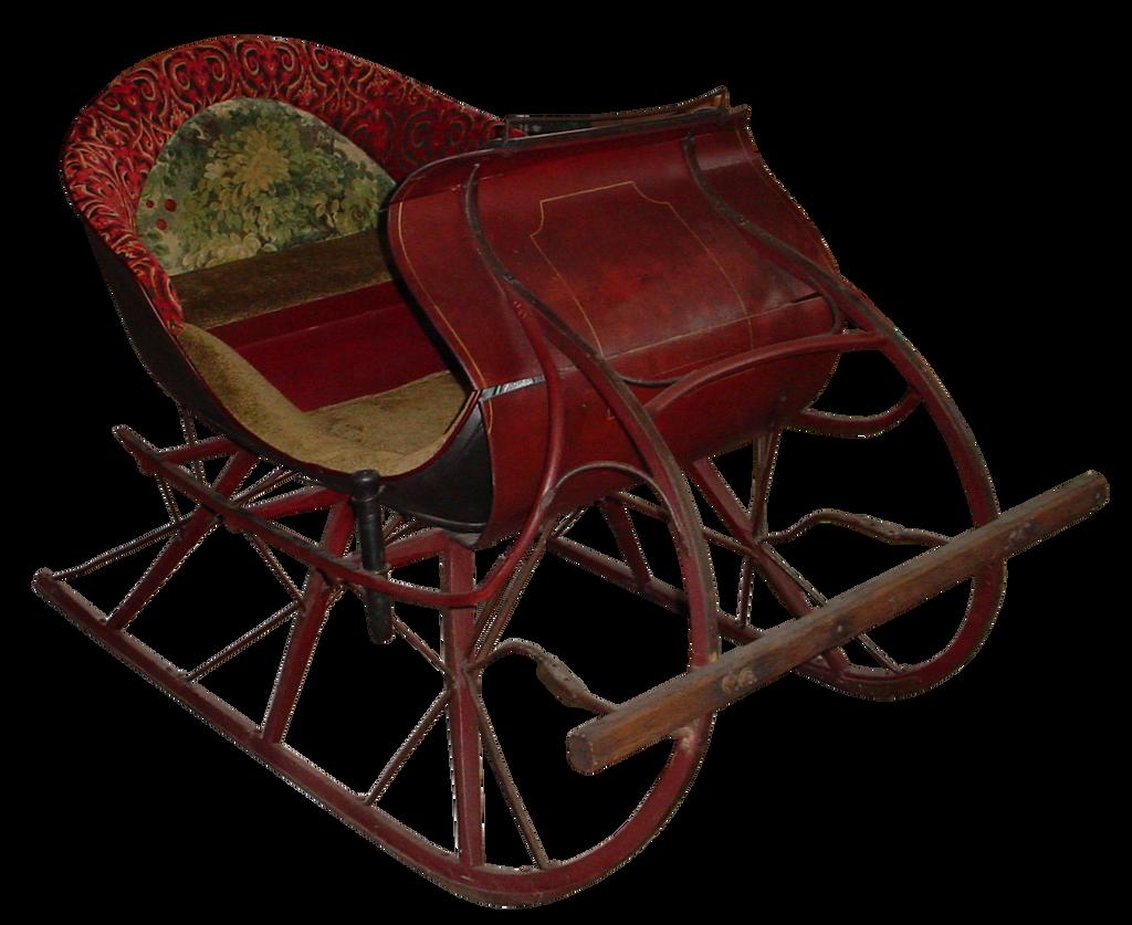 Santa sleigh 02