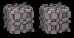 Thue-Morse cube