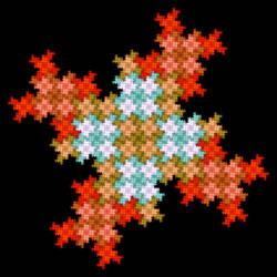 Brigid's octomino similarity