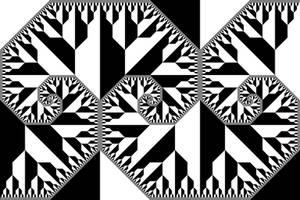 Bracket spiral frieze by markdow