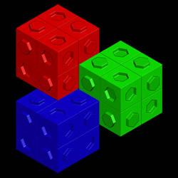 hex-cubes