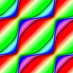 Sierpinski cross eighths