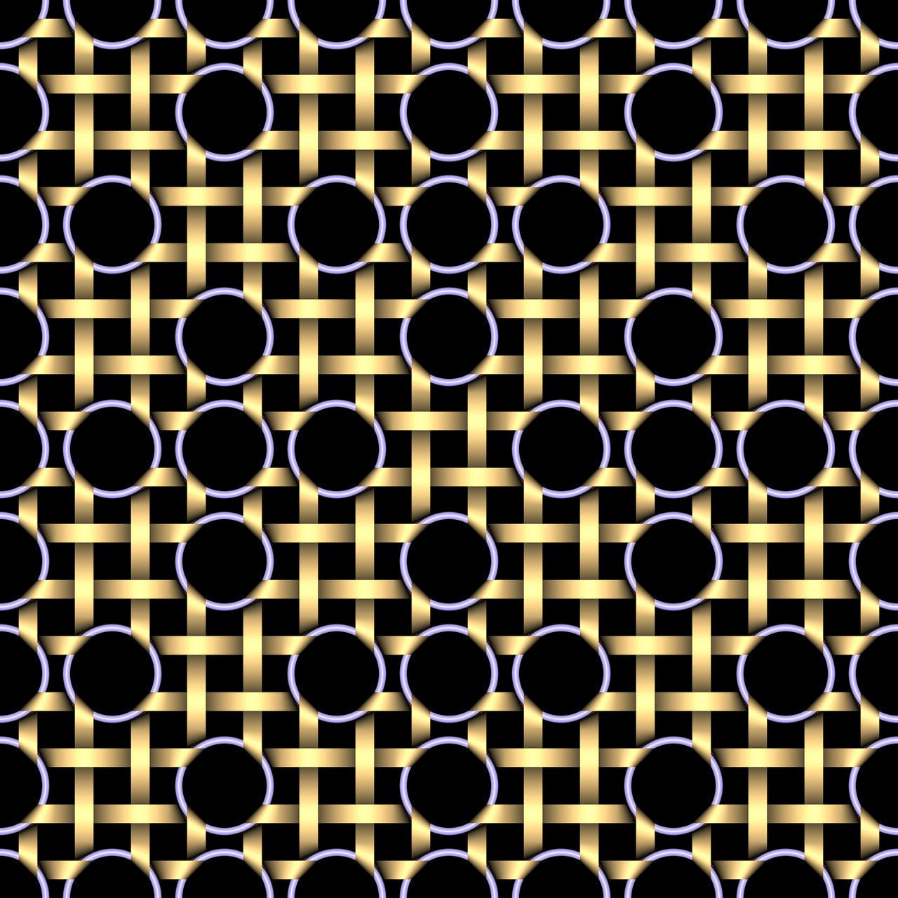 Sierpinski weave rings by markdow