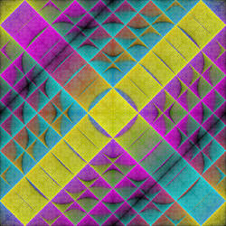 DFT space-filling tiles