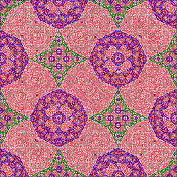 octogon-star nested tiling