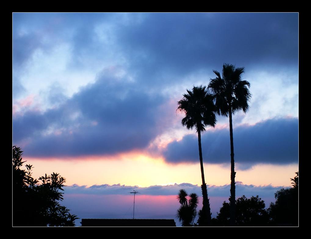 Pastel Sunset by plenTpak