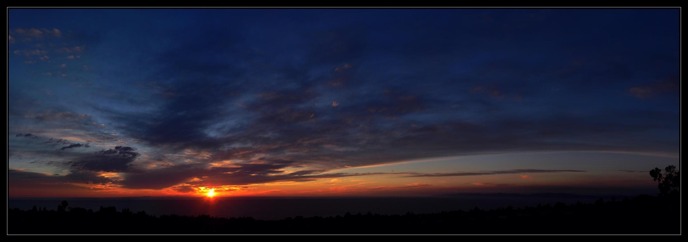 Sunset Convergence by plenTpak