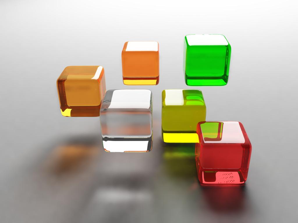 Glass Blocks by plenTpak