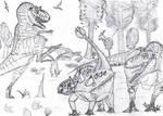 Gorgosaurus Attack!
