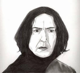 Snape by Ellandan