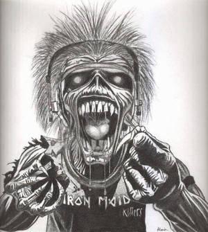 Eddie-Iron Maiden