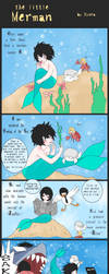 DN - The Little Merman by Hyura