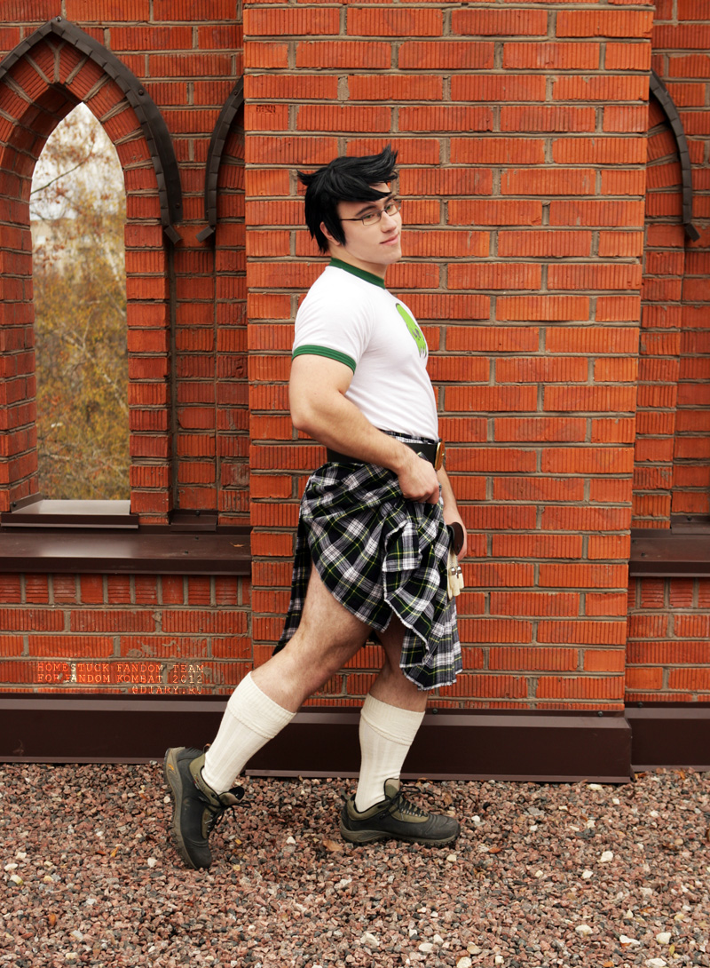 I want to find a scottish man