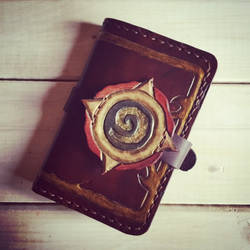 Busterpack heartstone wallet.