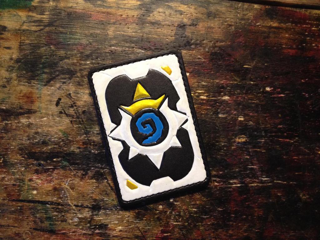 Hearthstone Overwatch cardholder by Arnakhat