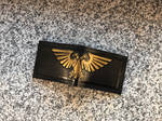 Warhammer 40k Imperial Aquila wallet by Arnakhat