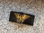 Warhammer 40k Imperial Aquila wallet by Arnakhat