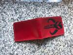 Mandalorian bifold wallet by Arnakhat