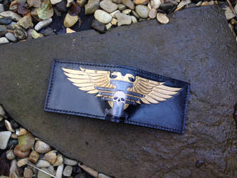 Inquisition aquila bifold wallet by Arnakhat