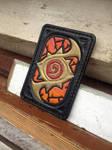 Hearthstone Diablo cardback cardholder by Arnakhat
