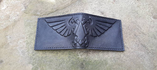 New molded Warhammer wallet by Arnakhat