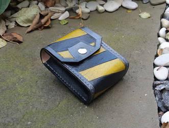 Postapocalypse wastelander belt pouch by Arnakhat