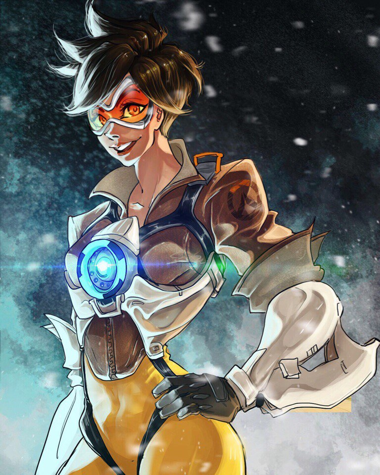Tracer Overwatch by VANSIk