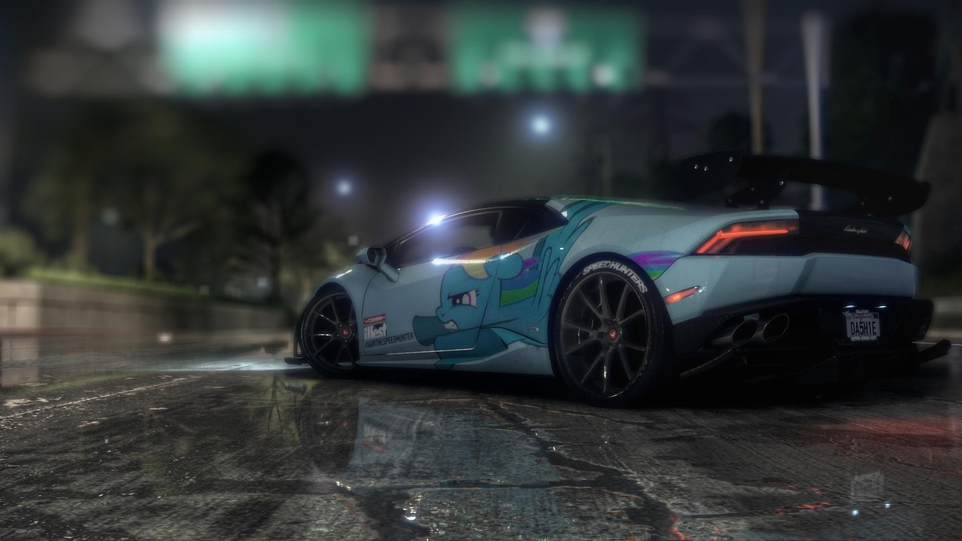 rainbow_dash_x_lamborghini_huracn__nfs2015__by_officialnebulax-dawvh4s Extraordinary Lamborghini Huracan Need for Speed Cars Trend