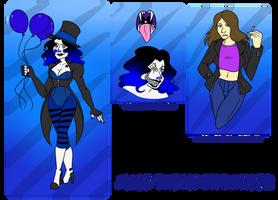Horror OC || Alice the Moon Dancer by IcyhazardX