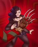 Dreamscape || Ash vs Freddy
