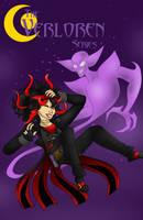 The Verloren Series Comic Cover by IcyhazardX