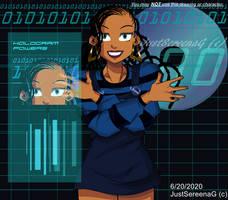 Digital Ninjas: Eva (Read Description)