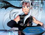 Digital Ninjas: Silver Pose (Read_Description)