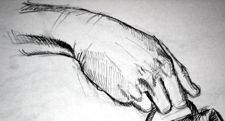 Hands #3 by Swallagoon