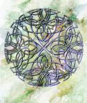 Celtic knot lesson 1