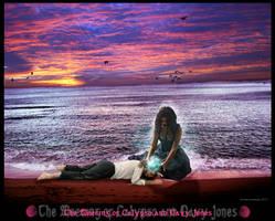 The Meeting of Calypso by Laurelindorenae