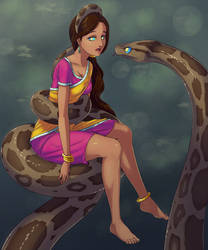 Jyoti's Encounter