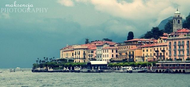 Italian town by maksencja