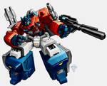 Super Ginrai (Powermaster Optimus for the noobs)