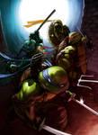 Teenage Mutant Ninja Toitulls!!
