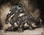 Dragonian Warrior