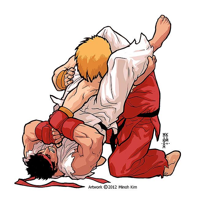 Brazilian Jiu Jitsu Logo Brazilian Jiu Jitsu Logo
