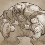 Colossus is Juggernaut!!