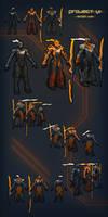 League of Legends - Project Yi: skin